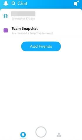 Snapchat Sauvegarder d'autres vidéos