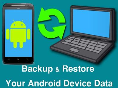 Restauration de sauvegarde Android