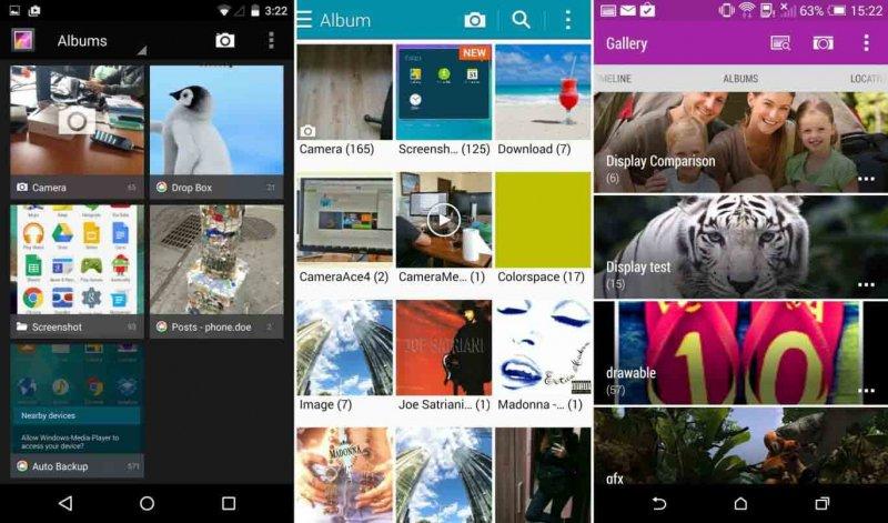 Récupérer des photos supprimées de la galerie Android