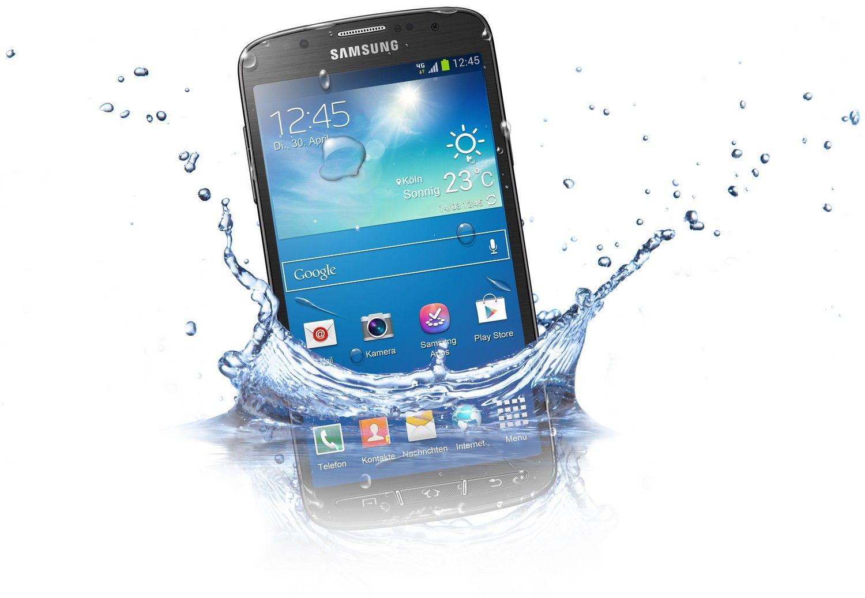 Récupérer les messages d'un téléphone endommagé par l'eau