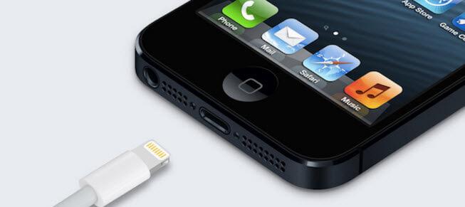 Vérifiez le câble USB Iphone