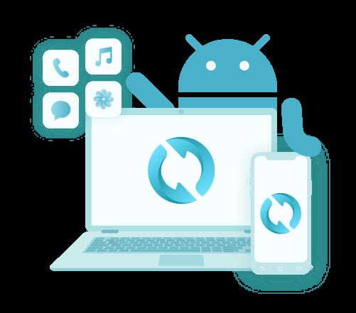 FoneDog Sauvegarde et restauration de données Android
