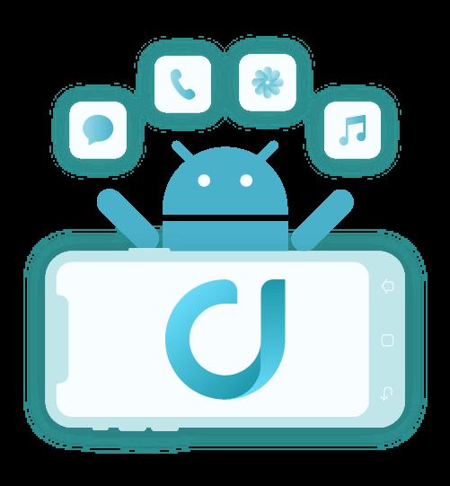 Récupération de données FoneDog Android