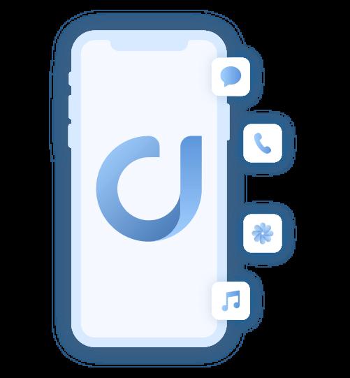 Récupération de données FoneDog iOS