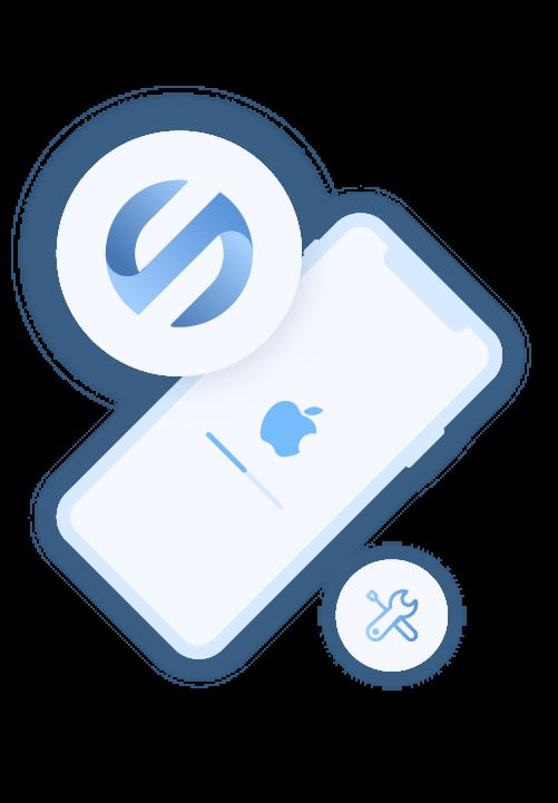 Récupération du système FoneDog iOS